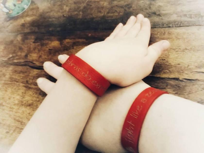 armband moeder en kind sentiens edsfonds