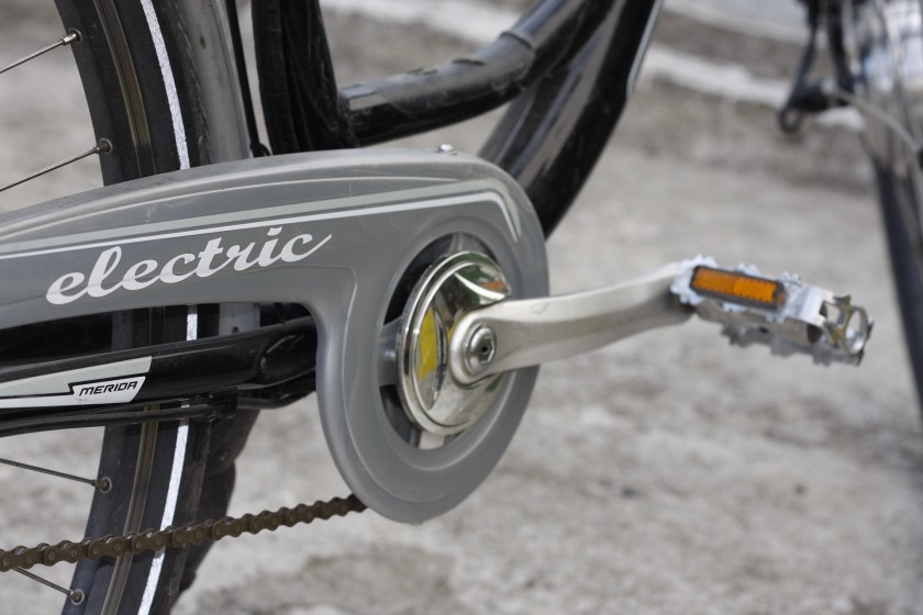 electric-fiets