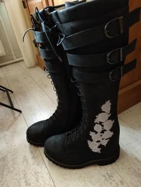 Gina orth laarzen