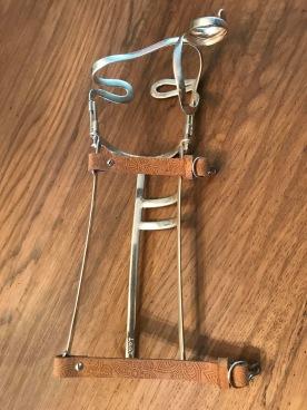 Bandjes Silversplints voor WE-Design
