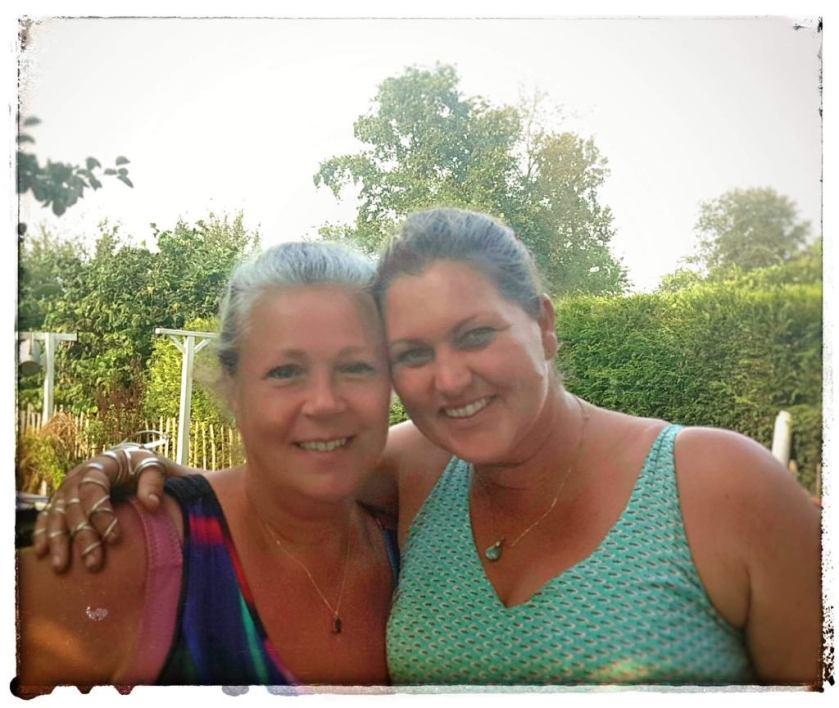 Diana en Carolien Onze Vertaalsters